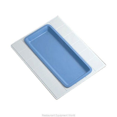 Bon Chef 9605H5101P Tile Inset (Magnified)