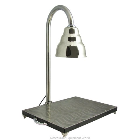 Bon Chef 9688 Heated Shelf Free-standing (Magnified)