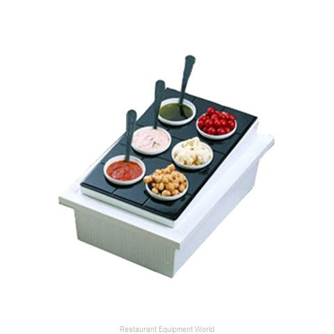 Bon Chef 9695P Ice Display Beverage Pan Housing
