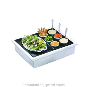 Bon Chef 9696ALLERGENLAVENDER Ice Display, Beverage
