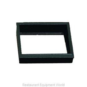 Bon Chef 9702BLKSPKLD Display Riser, Individual