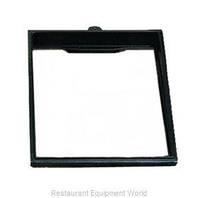 Bon Chef 9706WHTM Display Riser, Individual