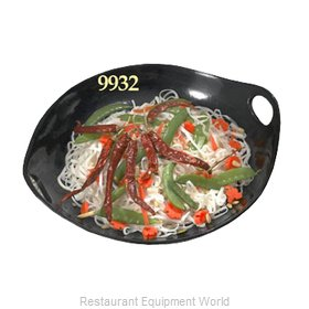 Bon Chef 9932PWHT Plate, Metal