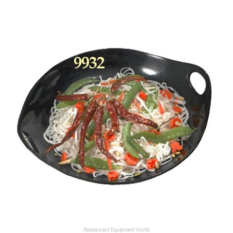 Bon Chef 9932S Plate, Metal (Magnified)