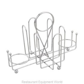 Browne 188 Condiment Caddy, Rack Only