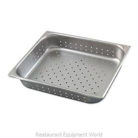 Browne 21216 Steam Table Pan, Stainless Steel