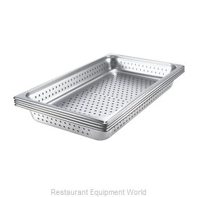 Browne 22004P Steam Table Pan, Stainless Steel