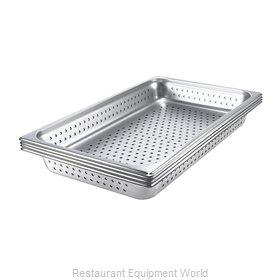 Browne 22116 Steam Table Pan, Stainless Steel