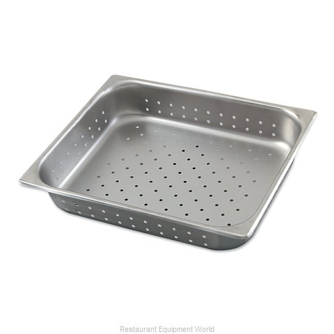 Browne 22126P Steam Table Pan, Stainless Steel (Magnified)