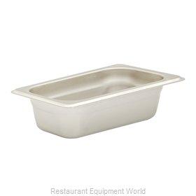 Browne 22192 Steam Table Pan, Stainless Steel