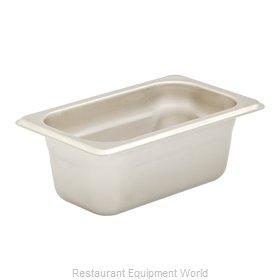 Browne 22194 Steam Table Pan, Stainless Steel