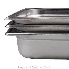 Browne 22244 Steam Table Pan, Stainless Steel