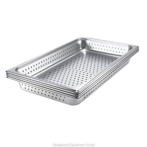 Browne 41112 Steam Table Pan, Stainless Steel