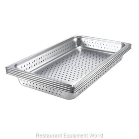 Browne 41112 Steam Table Pan, Stainless Steel