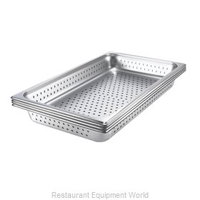 Browne 41114 Steam Table Pan, Stainless Steel