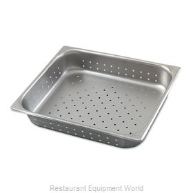 Browne 41214 Steam Table Pan, Stainless Steel