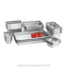 Browne 48166 Steam Table Pan, Stainless Steel