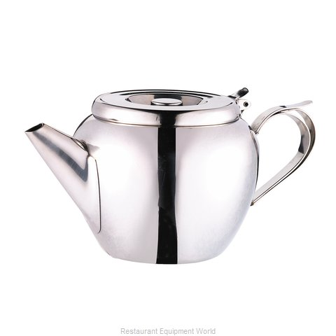 Browne 515154 Coffee Pot Teapot Stainless Steel Holloware