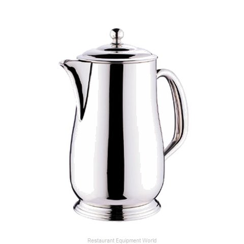 Browne 515838 Coffee Pot Teapot Stainless Steel Holloware