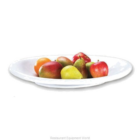 Browne 563878 China Platter (Magnified)