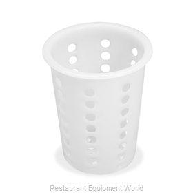 Browne 5735 Flatware Holder, Cylinder / Insert