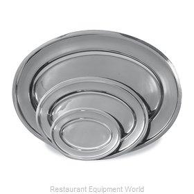 Browne 574180 Platter, Stainless Steel