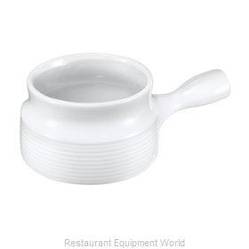 Browne 744048W Soup Bowl Crock, Onion