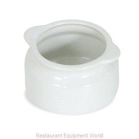 Browne 744049W Soup Bowl Crock, Onion