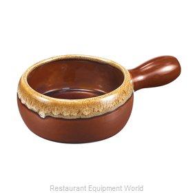 Browne 744050 Soup Bowl Crock, Onion