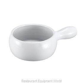 Browne 744053W Soup Bowl Crock, Onion