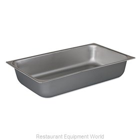 Browne 8001 Steam Table Pan, Stainless Steel