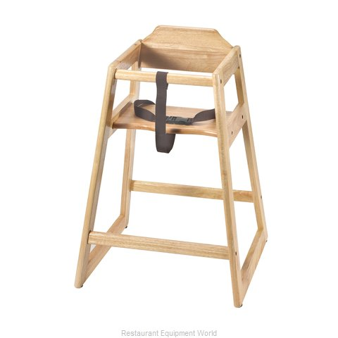 Browne 80973 High Chair, Wood (Magnified)