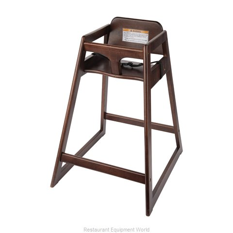 Browne 80976 High Chair Wood