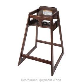 Browne 80976 High Chair, Wood