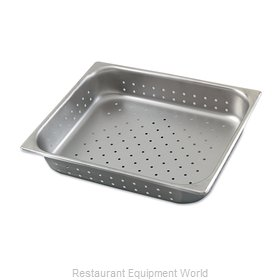 Browne 8124P Steam Table Pan, Stainless Steel