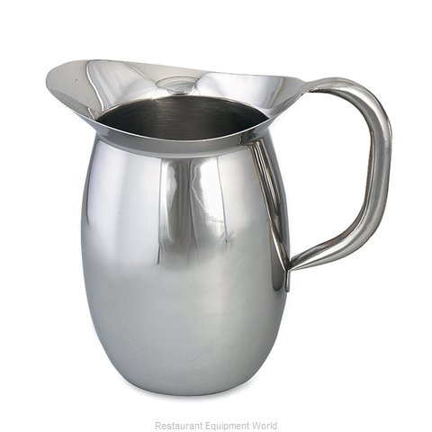 Browne 8202 Pitcher, Stainless Steel