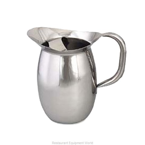 Browne 8202G Pitcher, Stainless Steel