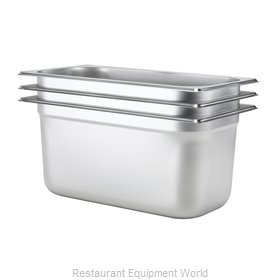 Browne 98142 Steam Table Pan, Stainless Steel