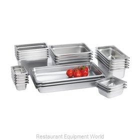 Browne 98192 Steam Table Pan, Stainless Steel