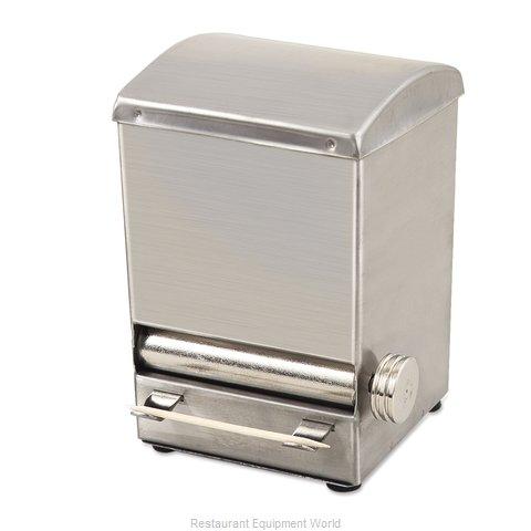 Browne hltd5 toothpick holder dispenser metal - Stainless steel toothpick dispenser ...