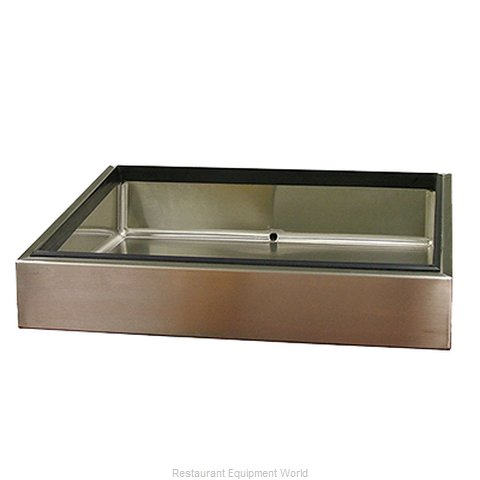 BSI LLC CP-120-2442 Cold Pan Food Unit Table Top Buffet