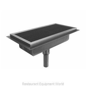 BSI LLC FT-2496 Floor Trough