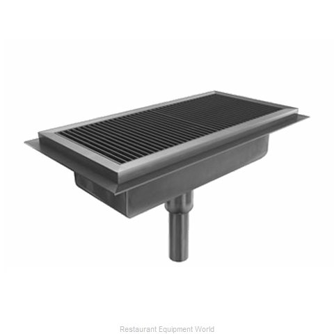 BSI LLC FT-3048 Floor Trough