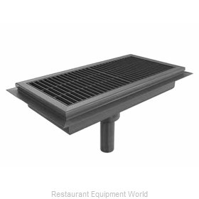 BSI LLC FTAS-24108 Floor Trough