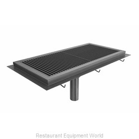 BSI LLC FTS-12108 Floor Trough