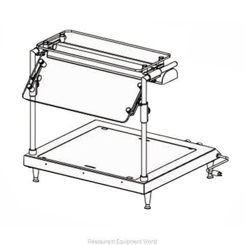 BSI LLC HTZ-INF-24 Heated Shelf Free-standing