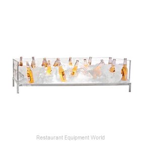 Buffet Enhancements 010BDG48 Ice Display, Beverage
