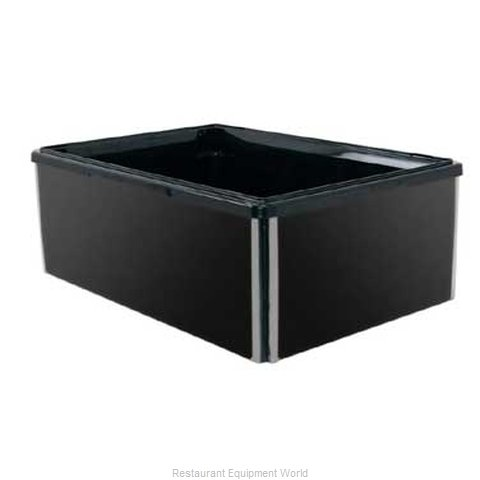 Buffet Enhancements 010BEF90 Ice Display Beverage Pan Housing (Magnified)