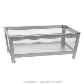 Buffet Enhancements 010BR20-BLBK Ice Display, Beverage