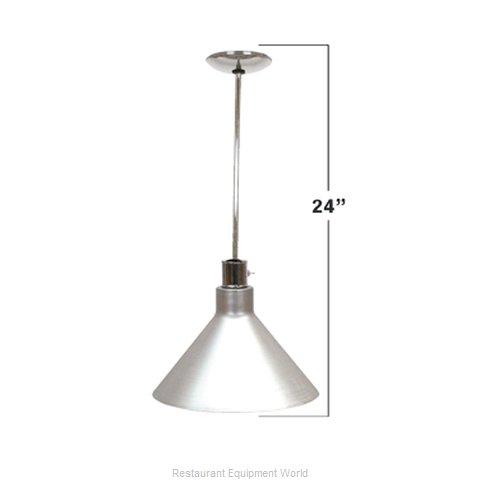 Buffet Enhancements 010HHW24-SS Heat Lamp, Bulb Type